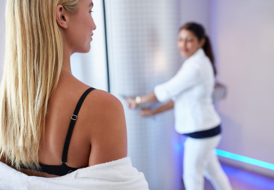 introducing cryogenic therapy at Aspen in Mequon!
